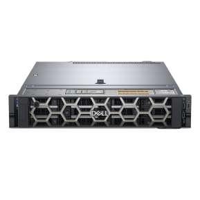 "Сървър Dell EMC PowerEdge R540/Chassis 12 x 3.5"" HotPlug/Xeon Silver 4214R (2.4G"