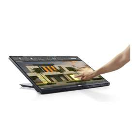 """Монитор Dell P2418HT 23.8"""" Wide LED Anti-Glare Touch"""