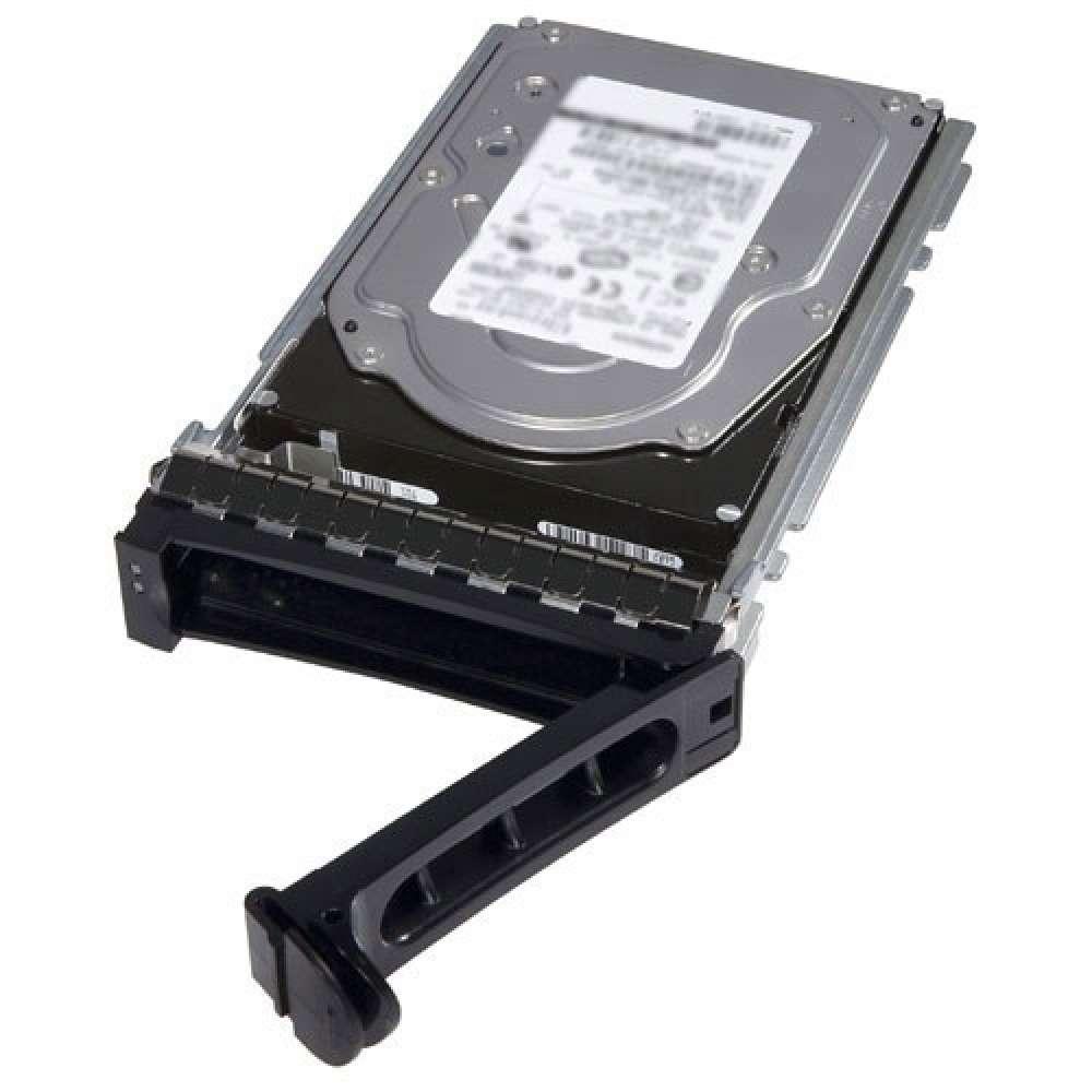 Твърд диск Dell 4TB 7.2K RPM SATA 6Gbps 3.5in Hot-plug Hard Drive 400-AEGK