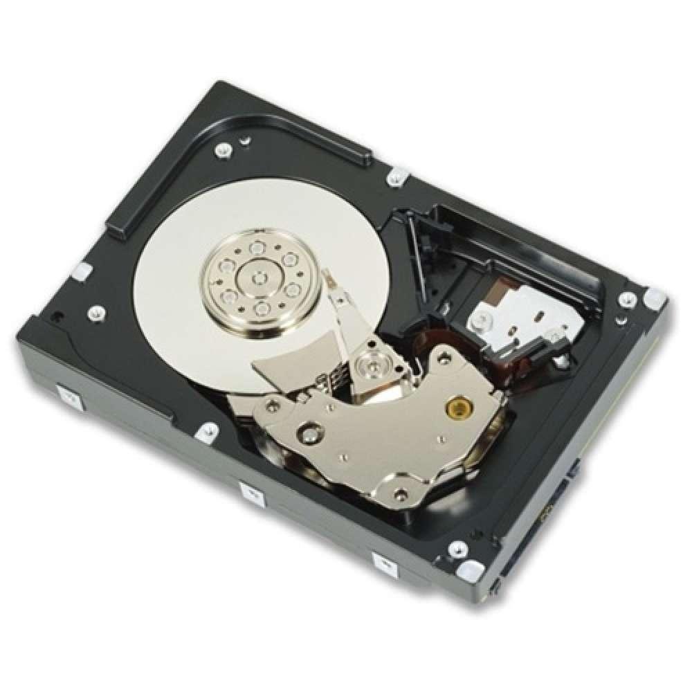 Твърд диск Dell 600GB 10K RPM SAS 12Gbps 2.5in Hot-plug Hard Drive3.5in HYB CARRCusKit 400-AJPH