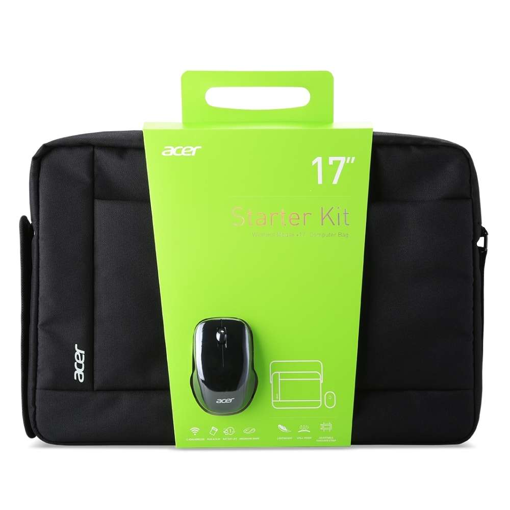 Чанта Acer 17 Notebook Starter Kit NP.ACC11.01Y