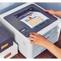 Цветен LED принтер Brother HL-L3210CW Colour LED Printer HLL3210CWYJ1