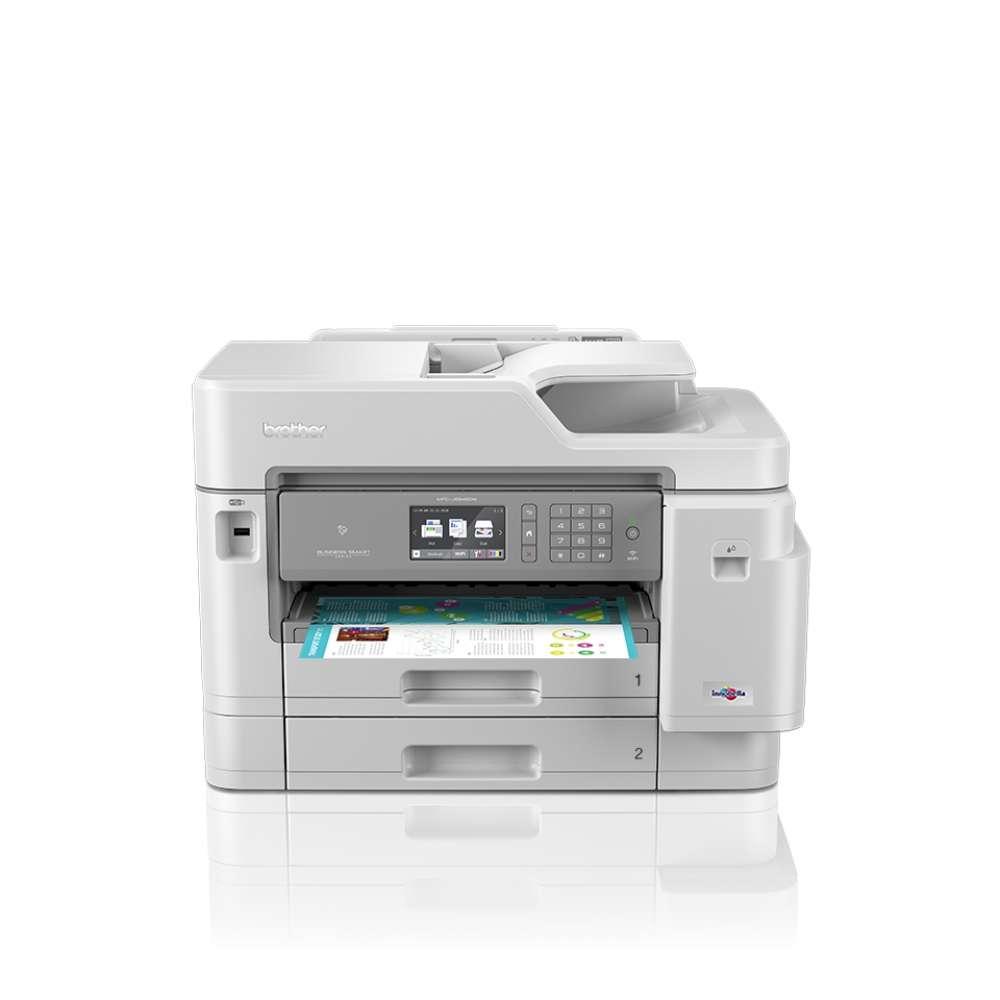 Мастилоструйно многофункционално устройство Brother MFC-J5945DW Inkjet Multifunctional MFCJ5945DWRE1