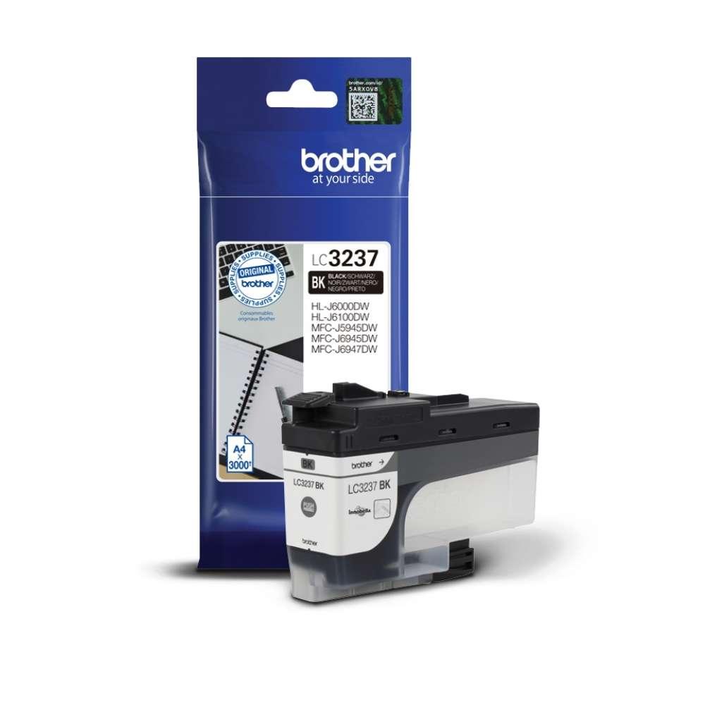 Консуматив Brother LC-3237 Black Ink Cartridge LC3237BK
