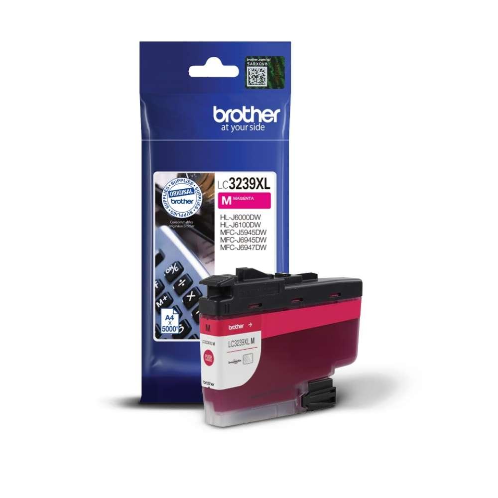 Консуматив Brother LC-3239XL Magenta High-yield Ink Cartridge LC3239XLM