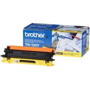 Консуматив Brother TN-130Y Toner Cartridge Standard