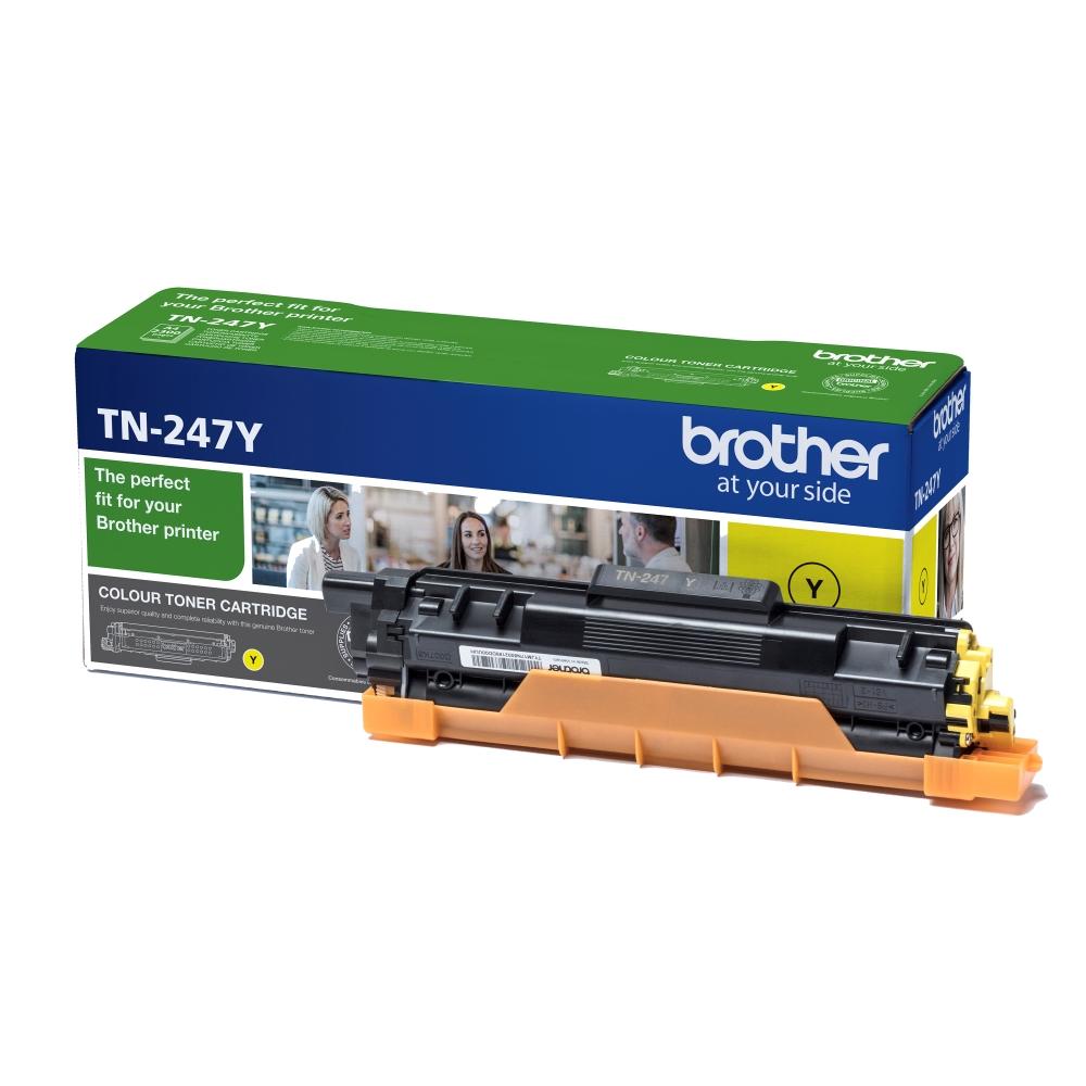 Консуматив Brother TN-247Y Toner Cartridge TN247Y