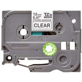 Консуматив Brother TZe-S131 Black On Clear Adhesive Tape