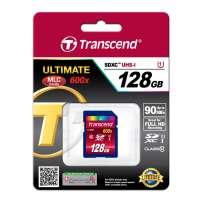 Памет Transcend 128GB SDXC (Class10) UHS-I Card TS128GSDXC10U1
