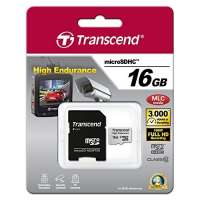 Памет Transcend 16GB USD Card (Class 10) Video Recording TS16GUSDHC10V