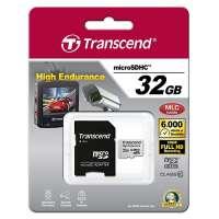 Памет Transcend 32GB USD Card (Class 10) Video Recording TS32GUSDHC10V
