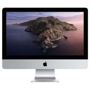 Настолен компютър - всичко в едно Apple 21.5-inch iMac: DC i5 2.3GHz/8GB/256GB SSD/Intel Iris Plus Graphics 640/INT KB