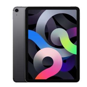 Таблет Apple 10.9-inch iPad Air 4 Cellular 256GB - Space Grey