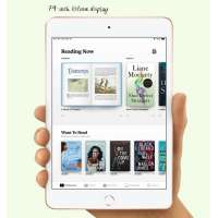 Таблет Apple iPad mini 5 Cellular 256GB - Silver MUXD2HC/A