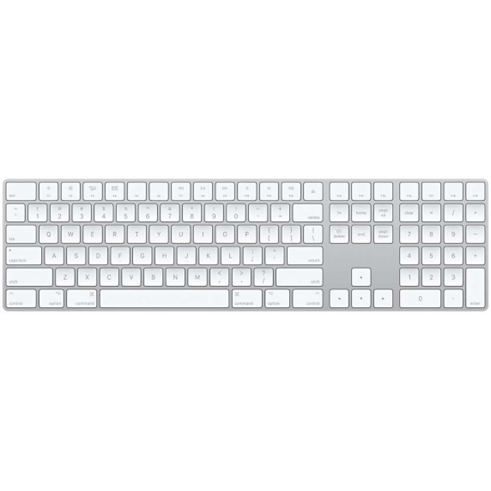 Клавиатура Apple Magic Keyboard with Numeric Keypad - Bulgarian MQ052BG/A