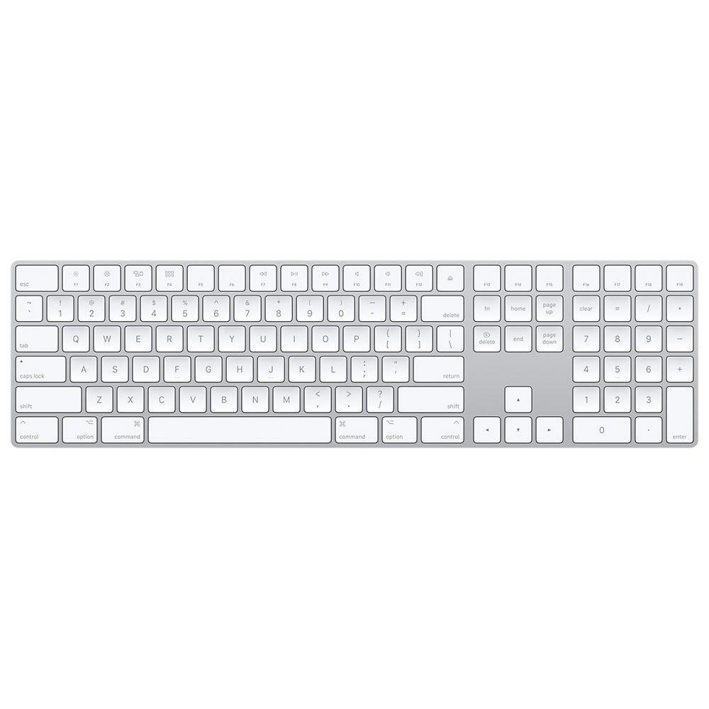 Клавиатура Apple Magic Keyboard with Numeric Keypad - US Layout MQ052LB/A
