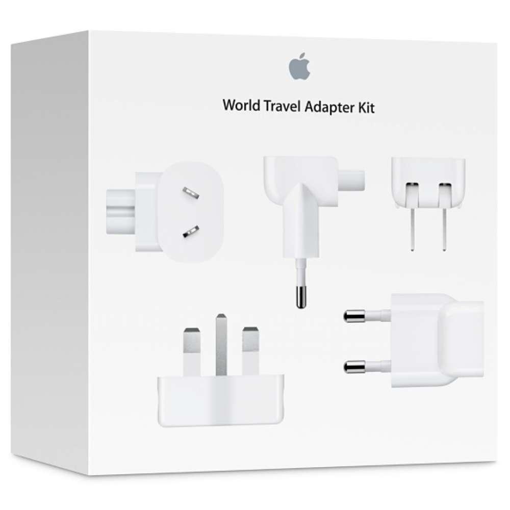 Адаптер Apple World Travel Adapter Kit MD837ZM/A