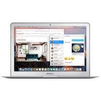 Лаптоп Apple MacBook Air 13 i5 DC 1.8GHz/8GB/128GB SSD/Intel HD Graphics 6000 BUL KB Z0UU0004C/BG