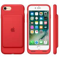 Калъф Apple iPhone 7 Smart Battery Case - (PRODUCT)RED MN022ZM/A