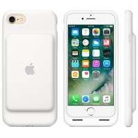 Калъф Apple iPhone 7 Smart Battery Case - White MN012ZM/A