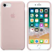 Калъф Apple iPhone 8/7 Silicone Case - Pink Sand MQGQ2ZM/A