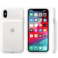 Калъф Apple iPhone XS Smart Battery Case - White MRXL2ZM/A