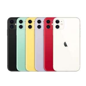 Мобилен телефон Apple iPhone 11 128GB Black
