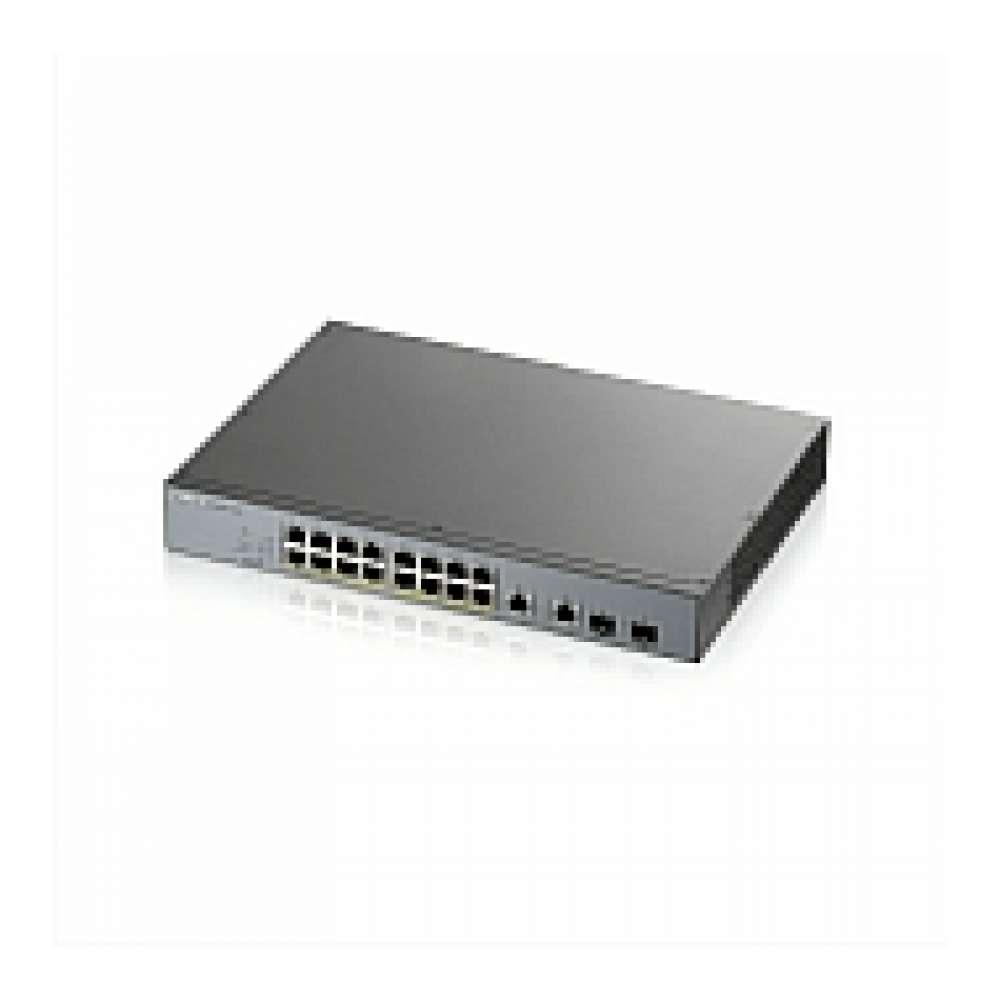 Комутатор ZyXEL GS1350-18HP GS1350-18HP-EU0101F