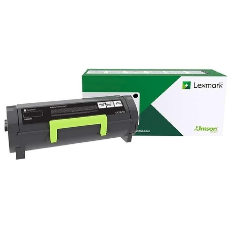 Консуматив Lexmark 56F2U00 Black Ultra High Yield Return Program Toner Cartridge 25 56F2U00