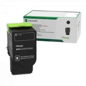 Консуматив Lexmark 78C2XK0 Black Extra High Yield Return Programme Toner Cartridge