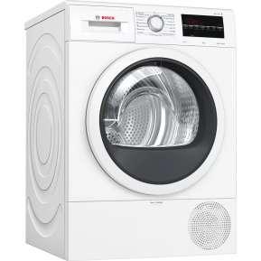 Сушилня Bosch WTR87TW0BY SER6; Premium; Tumble dryer with heat pump 8kg A+++ / A cond.