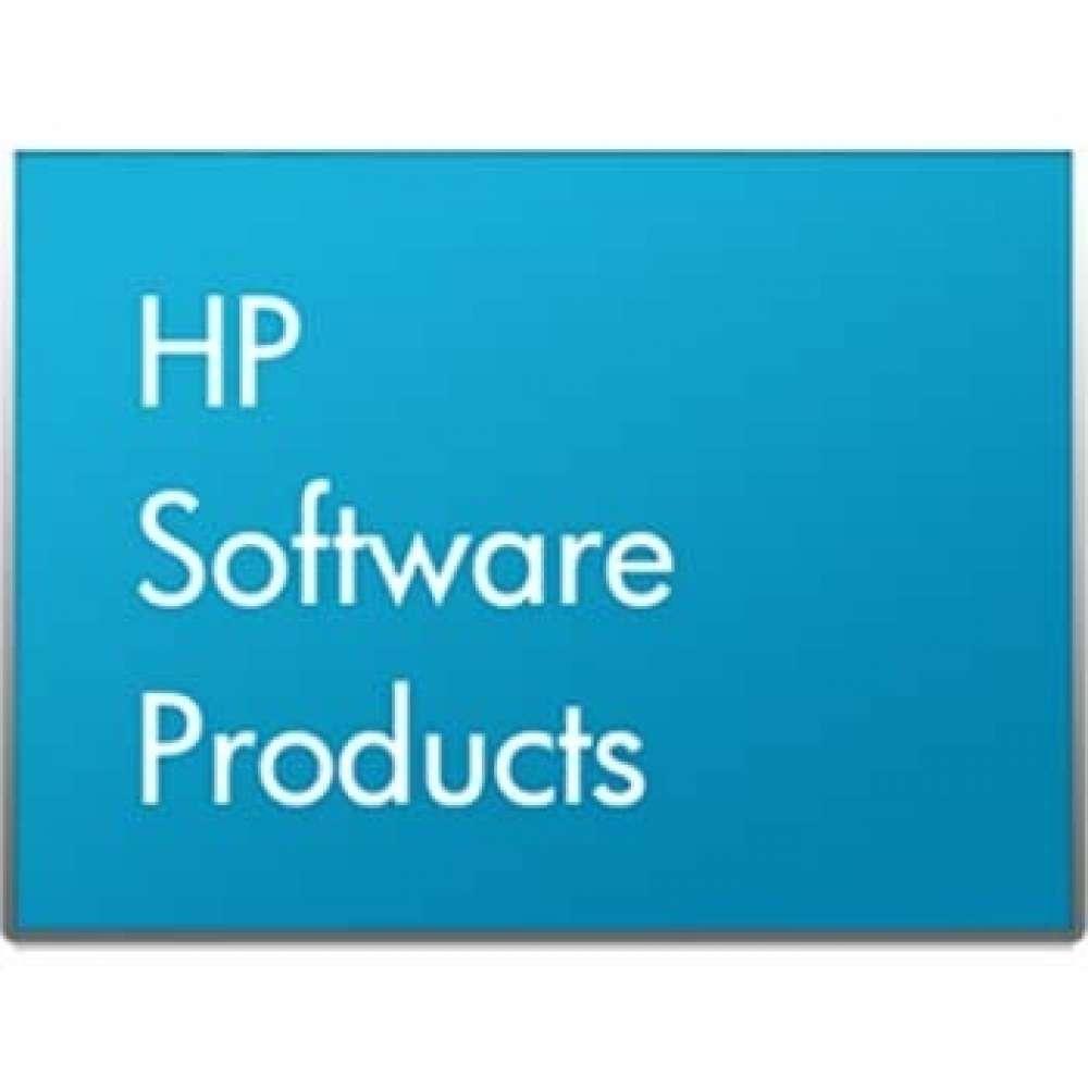 Лиценз за ползване на програмен продукт HP iLO Adv incl 1yr TS U E-LTU E6U59ABE