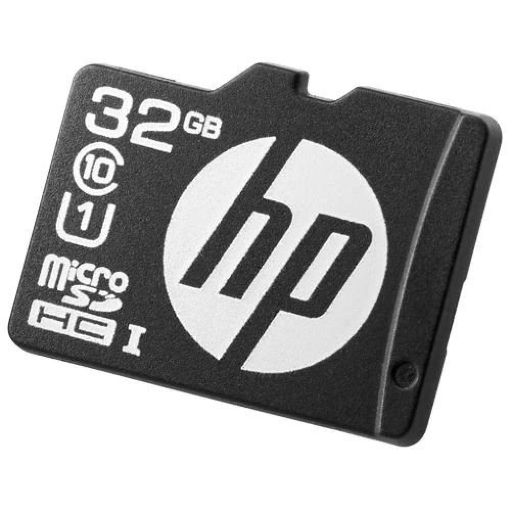 Памет HP 32GB microSD Enterprise Mainstream Flash Media Kit 700139-B21