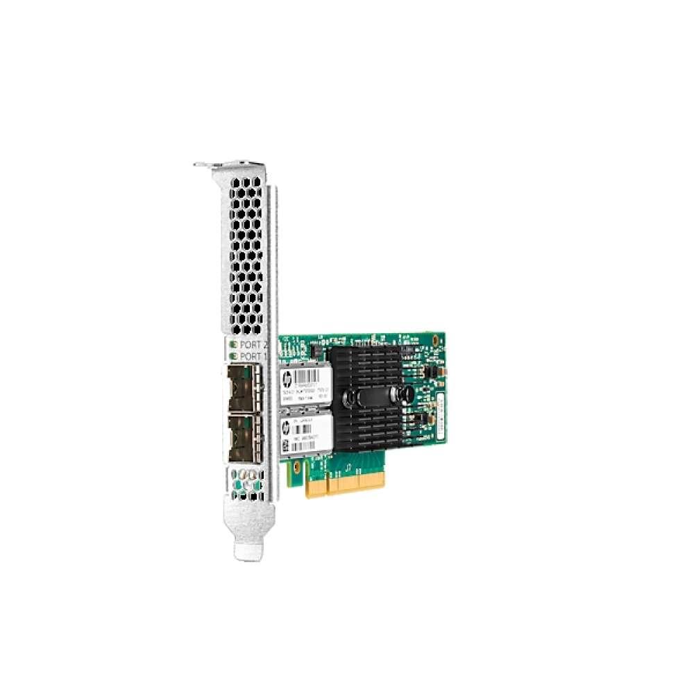 Адаптер HP Ethernet 10G 2-port 546SFP+ Adapter 779793-B21