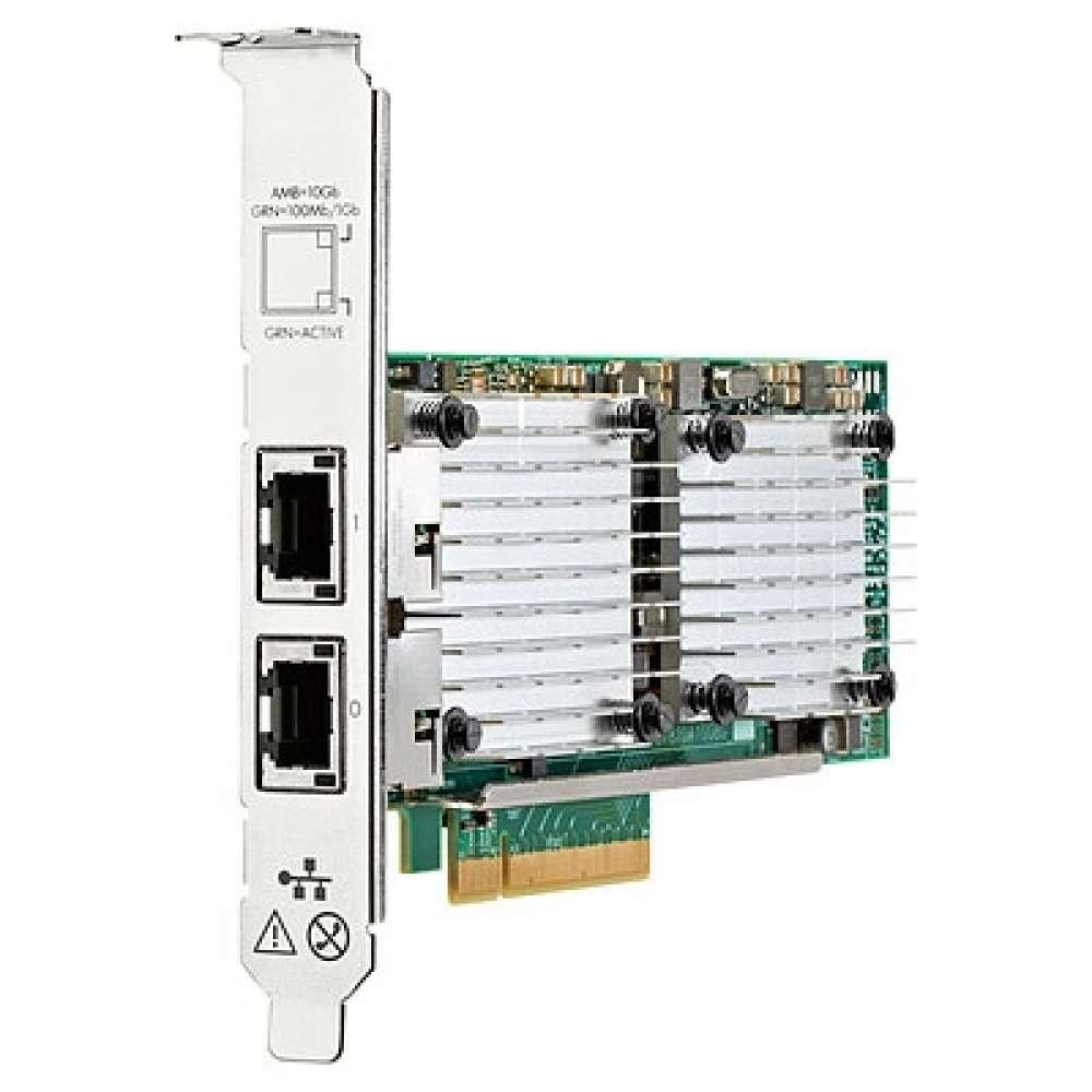 Адаптер HP Ethernet 10Gb 2-port 530T Adapter 656596-B21