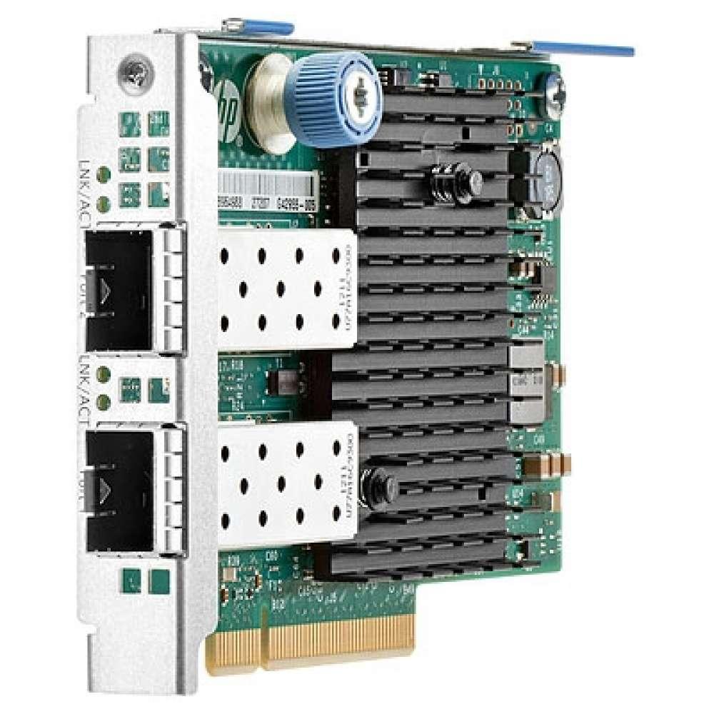 Адаптер HP Ethernet 10Gb 2-port 560FLR-SFP+ Adapter 665243-B21