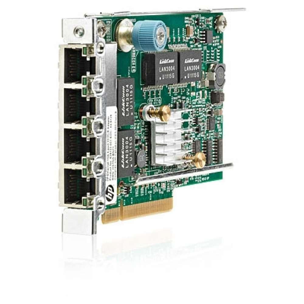 Адаптер HP Ethernet 1Gb 4-port 331FLR Adapter 629135-B22
