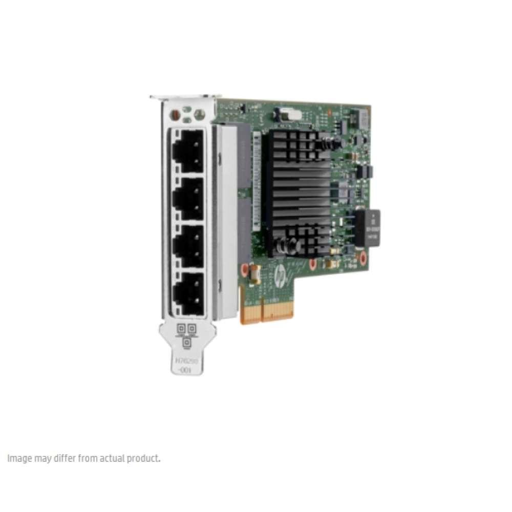 Адаптер HP Ethernet 1Gb 4-port 366T Adapter 811546-B21