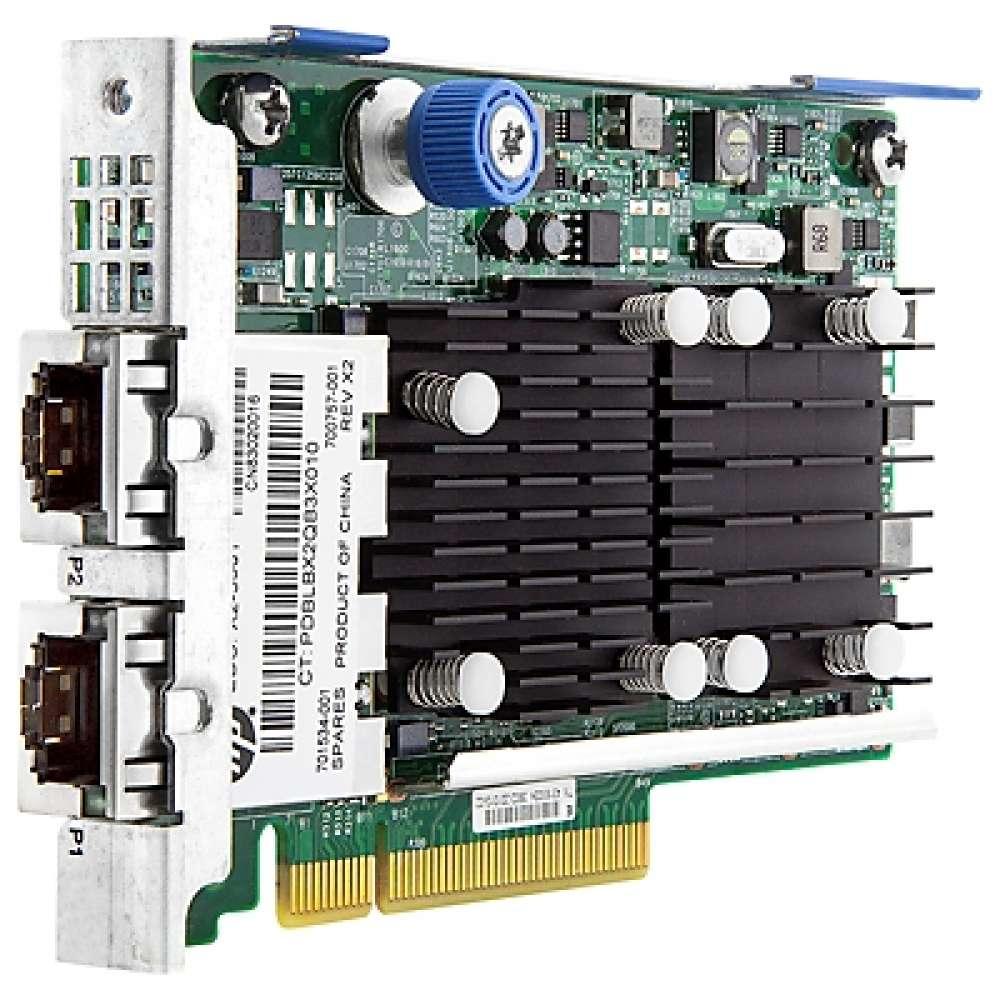 Адаптер HP FlexFabric 10Gb 2-port 533FLR-T Adapter 700759-B21