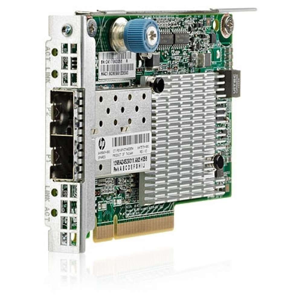 Адаптер HP FlexFabric 10Gb 2-port 534FLR-SFP+ Adapter 700751-B21
