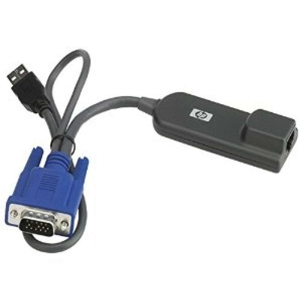 Адаптер HP KVM USB Adapter AF628A