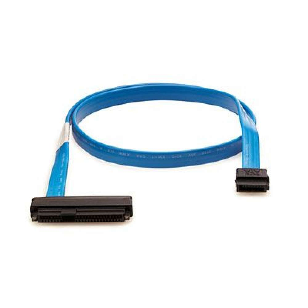 Кабел HP SAS Min-Min 1x-2M Cable Assembly Kit AE470A