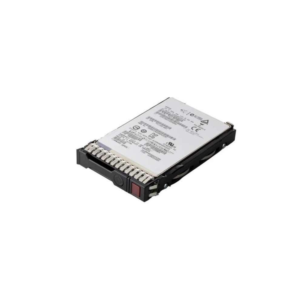 Твърд диск HPE 480GB SATA 6G Read Intensive SFF (2.5in) SC Digitally Signed Firmware SSD P04474-B21