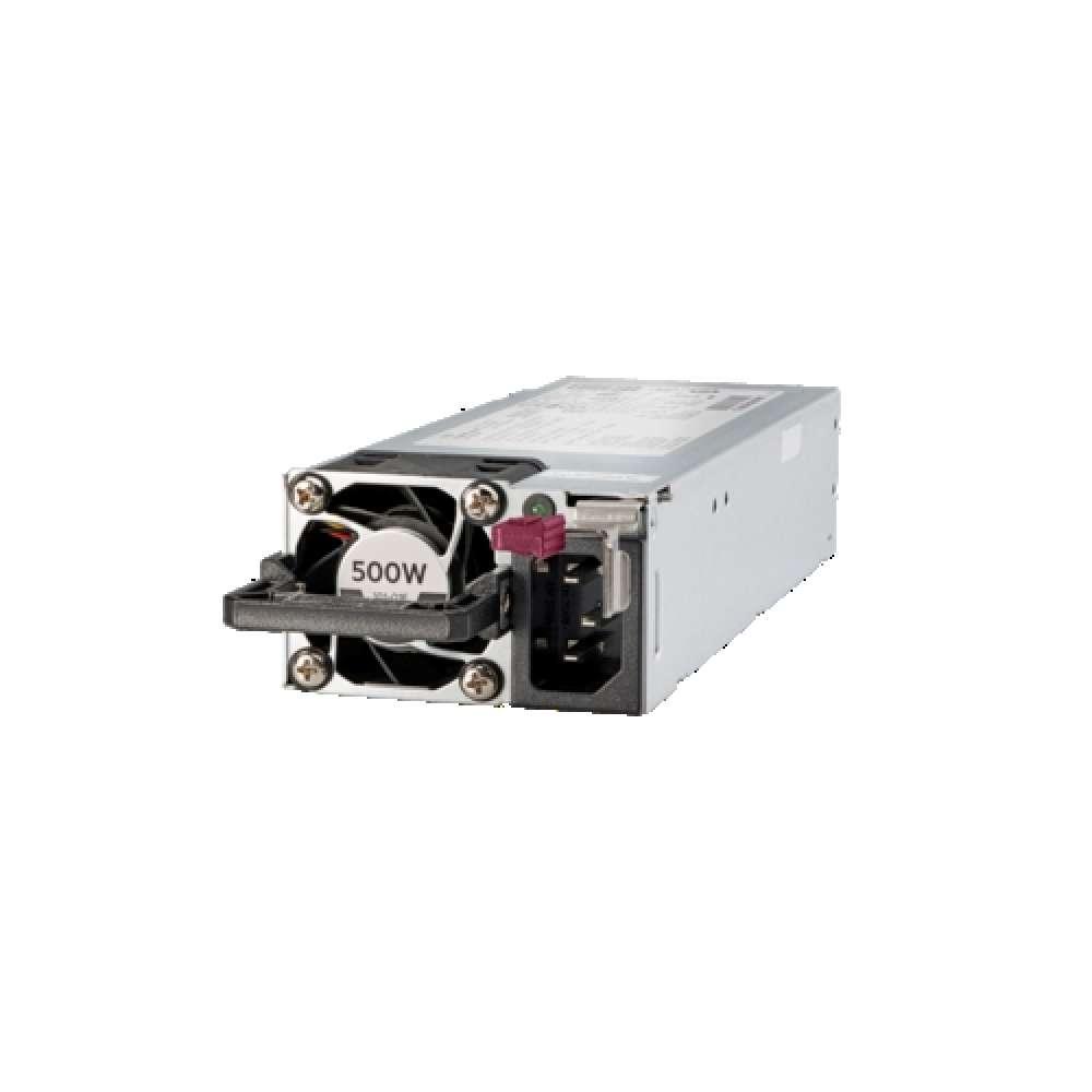 Захранване HPE 500W Flex Slot Platinum Hot Plug Low Halogen Power Supply Kit 865408-B21