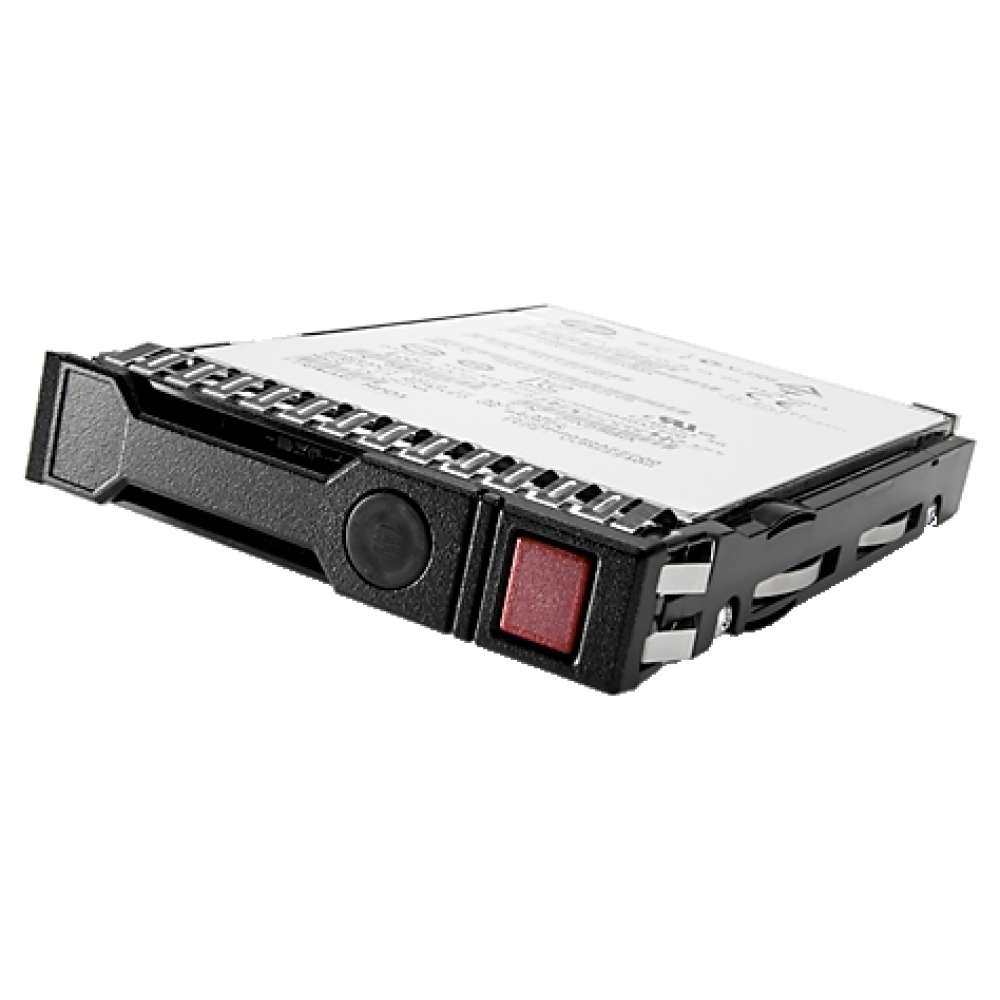 Твърд диск HPE 8TB 12G SAS 7.2K LFF 512e SC MDL HDD 819201-B21