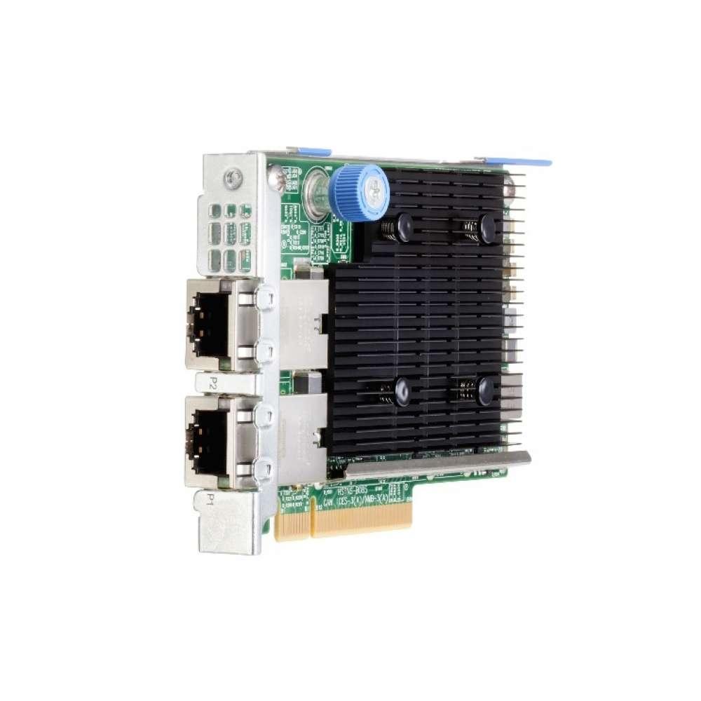 Адаптер HPE Ethernet 10Gb 2-port 562T Adapter 817738-B21
