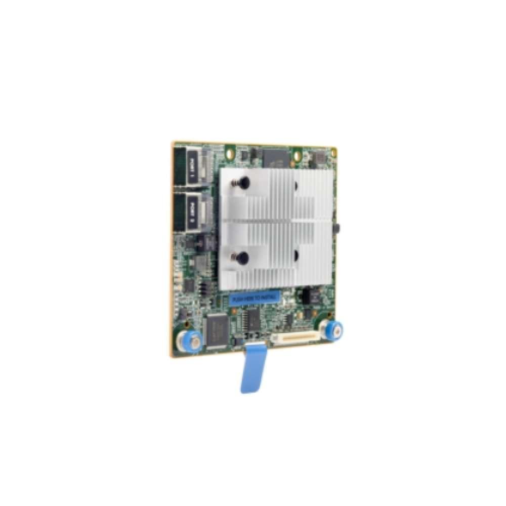 Аксесоар HPE Smart Array E208i-a SR Gen10 (8 Internal Lanes/No Cache) 12G SAS Modular Controller 804326-B21