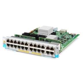 Мрежов компонент HP 20p PoE+ / 4p 1/2.5/5/XGT v3 zl2 Mod