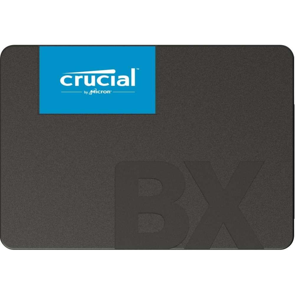 Твърд диск Crucial SSD BX500 240GB CT240BX500SSD1