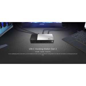 Докинг станция MSI USB-C Docking Station Gen 2